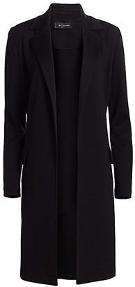 St. John Milano Knit Stretch-Wool Jacket