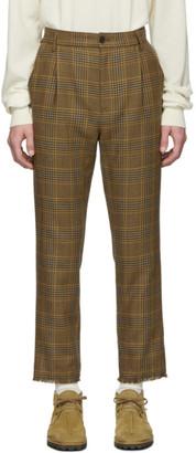 Nanushka Multicolor Ton Trousers