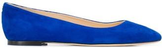 Jimmy Choo Mirele ballerina shoes