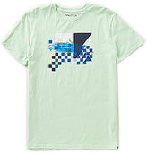 Nautica Map Graphic Short-Sleeve Tee