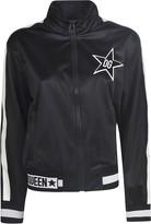 Dolce & Gabbana Star Printed Stripe Jacket
