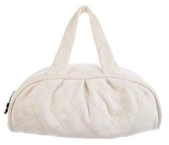 Chanel Le Marais Small Bowler Bag
