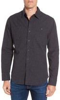 Grayers Men's Belgard Trim Fit Check Flannel Sport Shirt