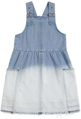 Stella Mccartney Kids Stretch Cotton Denim Dress