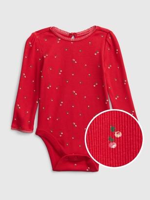 Gap Baby Print Bodysuit