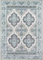"Momeni Rugs BROOKBH-06IVY2030 Brooklyn Heights Collection Area Rug, 2'0"" x 3'0"", Ivory"
