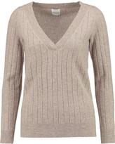 Madeleine Thompson Ribbed cashmere sweater