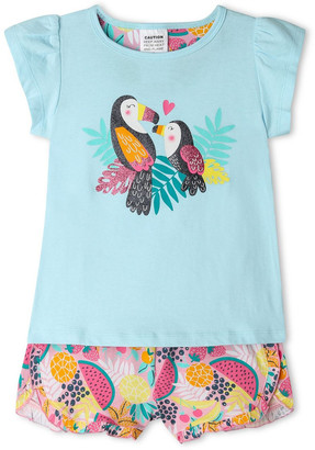 Milkshake Tropical Toucans Pyjama