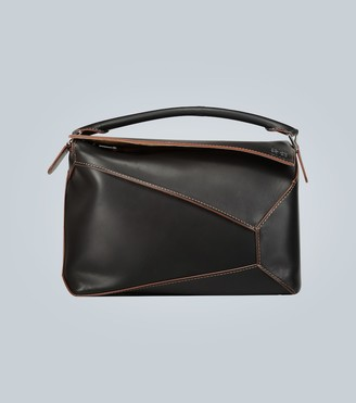 Loewe Puzzle Large leather bag