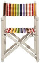 Missoni Director's Chair