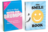 Knock Knock Fill in the Love Notes for Grumps & The Smile Book