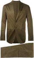 DSQUARED2 Capri two piece suit - men - Cotton/Spandex/Elastane - 50