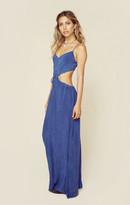 Blue Life the groupie maxi dress