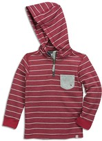 Sovereign Code Boys' Striped Slub French Terry Hoodie - Little Kid