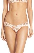 Boys + Arrows Women's 'Carm The Conwoman' Hipster Bikini Bottoms