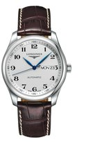 Longines Master Collection Automatic Transparent Case Back Men's Watch