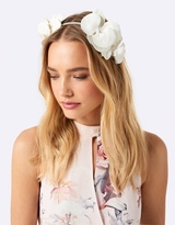 Forever New Ariel Side Orchid Fascinator