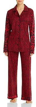 Cosabella Amore Animal Print Pajama Set
