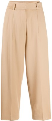 Petar Petrov Hilary cropped trousers