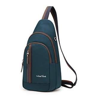WindTook Sling Bag Shoulder Backpack for Walking Park Cycling ()