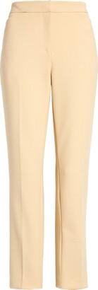 Halogen Crop Straight Leg Pants