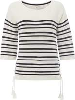 White Stuff Cliff Stripe Jumper