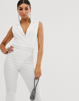 Club L London tux bodysuit