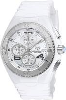 Technomarine White & Stainless Steel Cruise JellyFish Chronograph Watch