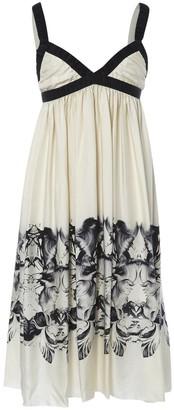 Thomas Wylde Multicolour Silk Dress for Women