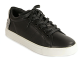 Lola Cruz 238z10BK - Fashion Sneaker