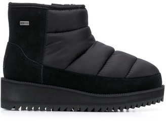 UGG Quilted Ankle Boots