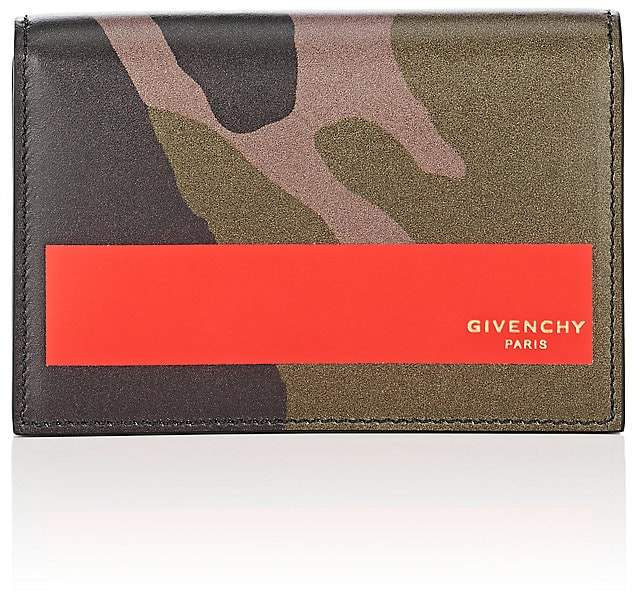 Givenchy Men's Business Leather Card Case