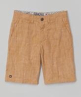 Micros Camel Dr. Stoobing Walk Shorts - Boys