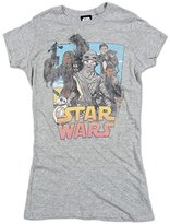 Star Wars Juniors' Episode 7 The Force Awakens Leading Lady Graphic T-Shirt