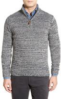 Nordstrom Quarter Zip Mock Neck Sweater