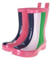 Stripe Rainboot
