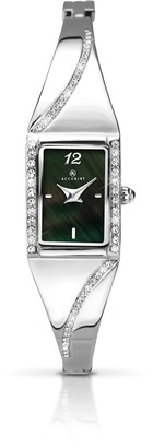 Accurist Women's Analogue Japanese Quartz Watch with Stainless Steel Strap 8022