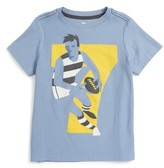 Tea Collection Toddler Boy's Aussie Rules Graphic Tee