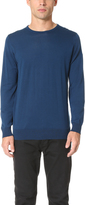 John Smedley Hatfield Sea Island Cotton Crew Sweater