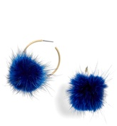 BaubleBar Fifi Pom Pom Earrings