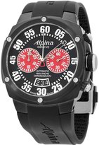 Alpina Men's Avalanche Extreme Silicone Band Steel Case Automatic Analog Watch AL-850BR4FBAE6