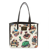 Disney Marvel Tote by Loungefly