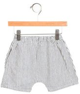 Makie Boys' Pinstripe Elasticized Shorts