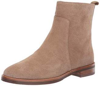 Gentle Souls by Kenneth Cole Women's Terran Flat Ankle Bootie Boot