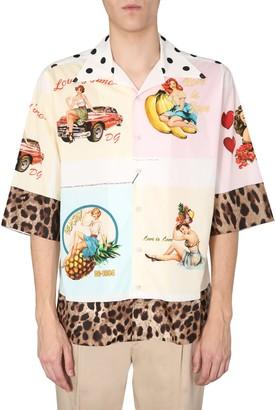 Dolce & Gabbana Hawaii Shirt
