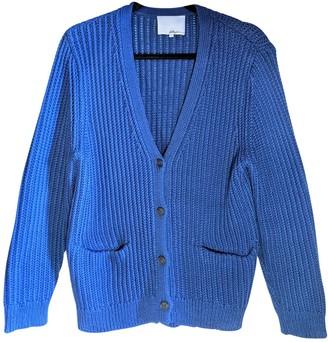3.1 Phillip Lim Blue Cotton Knitwear for Women
