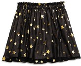 Kate Spade Girls' Scattered Star Chiffon Skirt - Sizes 2-6