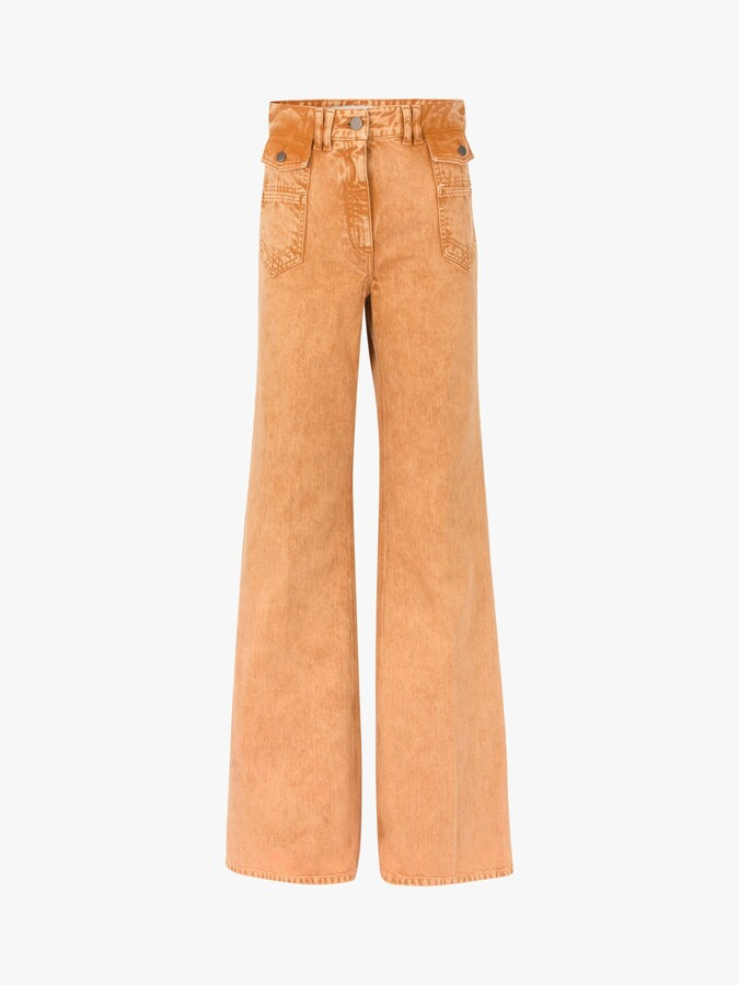 Thumbnail for your product : Gerard Darel Anna Jeans, Camel