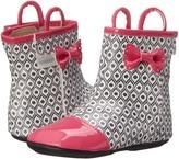 Robeez Happy Hopper Rain Boot Mini Shoez (Infant/Toddler)