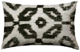 Found Object Ikat Lumbar Pillow